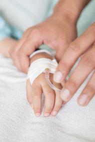 Çocukluk çağı kanserlerini gözden tespit mümkün