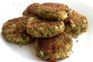 Patatesli brokoli köftesi