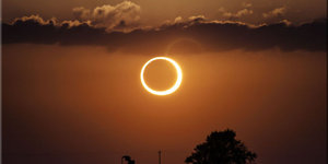 Halkalı Güneş Tutulması bizi nasıl etkileyecek?