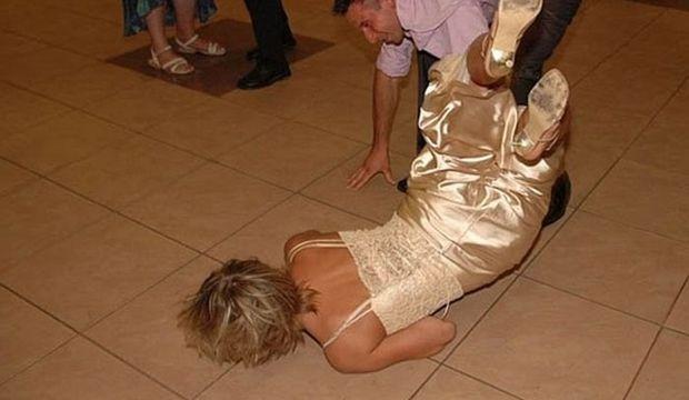 Düğünlerde yaşanan kazalar