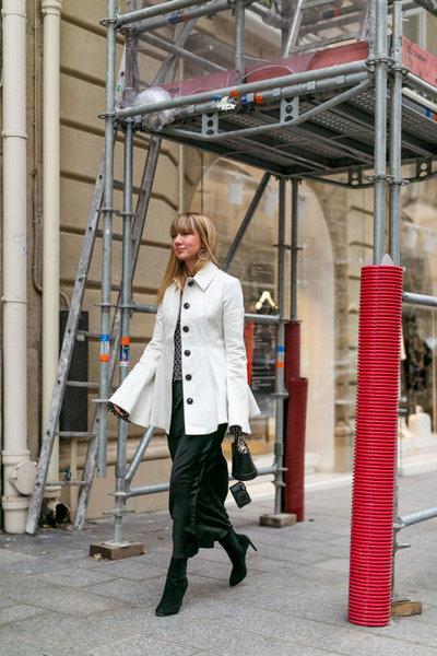 Sokak stili: Paris Moda Haftası 2017