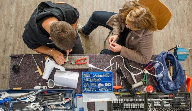 Repair Cafe: Yenisini alma, tamir et