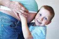 İlki tüp bebek, ikincisi doğal hamilelik