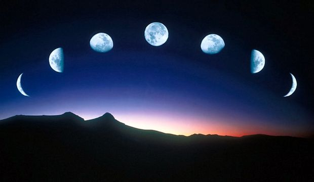 Ay boşlukta!