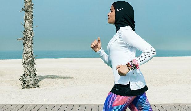 """Müslüman atletler için """"Nike Hicap"""" geliyor"""