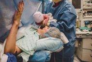 Sezaryenle doğum yapan annelerin en güzel anları