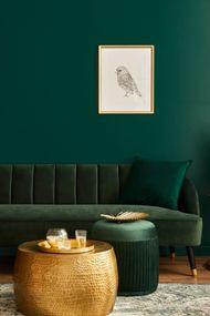 Tasarımcıdan koyu renk kullanmanın sırları