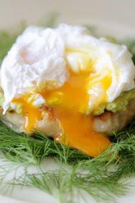 Poşe yumurtalı tonlu yufka