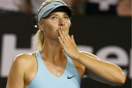 Maria Sharapova'nın instagram paylaşımları