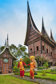 Müslüman ve anaerkil toplum: Minangkabau