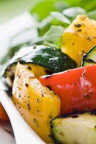 Sağlıklı bir tarif: Sebzeli salata