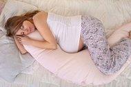 Hamilelikte sağ tarafa yatmayın!