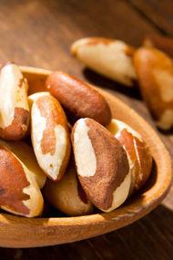 Doğal selenyum kaynağı olan tek gıda: Brezilya Cevizi