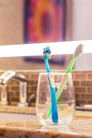 Diş fırçanızın nerede durduğu önemli