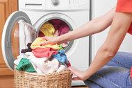 Çamaşır makinesinde yemek pişirmek mi?