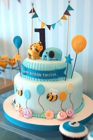 Bu pastalar bir yaşındakilere özel!