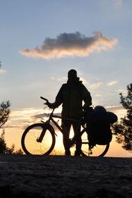Bisiklete binmek hayatın kendisidir