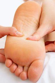 Ayak masajının püf noktaları