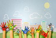 Okullarda renk etkisi projesi