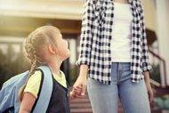 Çocuğunuzu gülümseyerek karşılayın!