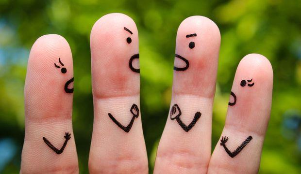 Sevmediğiniz insanlarla baş etmenin yolları