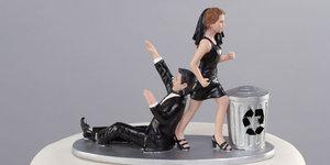 Keşke ben de boşanma partisi yapsaydım!