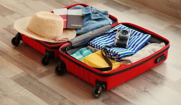 Seyahat çantanıza sağlık için yer açın!