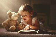 Evinde en az 500 kitap bulunan çocuklar...