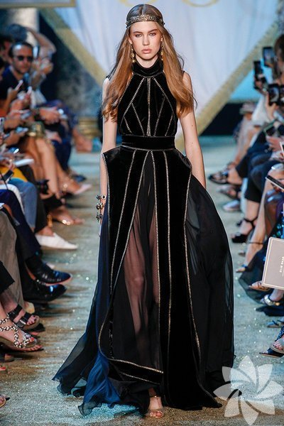 Elie Saab Couture Sonbahar 2017