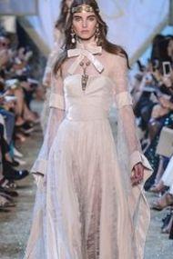 2017 Haute Couture gelinlik modelleri