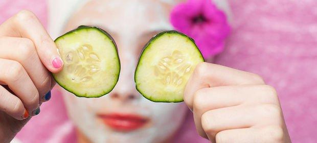 Gizli güzellik uzmanı: Salatalık!