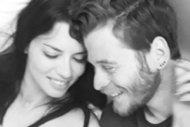 Adriana Lima'dan aşk fotoğrafı