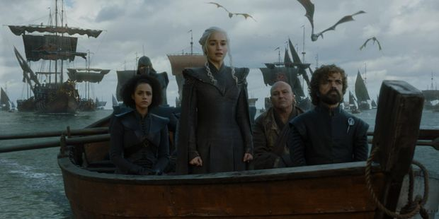 Game Of Thrones 7. sezonu