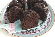 Çikolata soslu kahveli kek