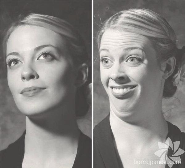 2011 yılında#PrettyGirlsUglyFaces etiketiyle Tumblr'da paylaşılmaya başlanan bu fotoğraflara hemen her gün bir yenisi ekleniyor.