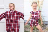 Bu elbiseler gömlekten yapıldı!