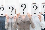 Bitmeyen sorular kervanı!
