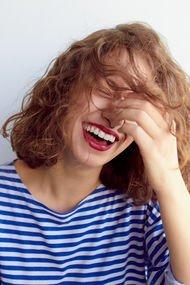Ne? Gülme gazı mı?