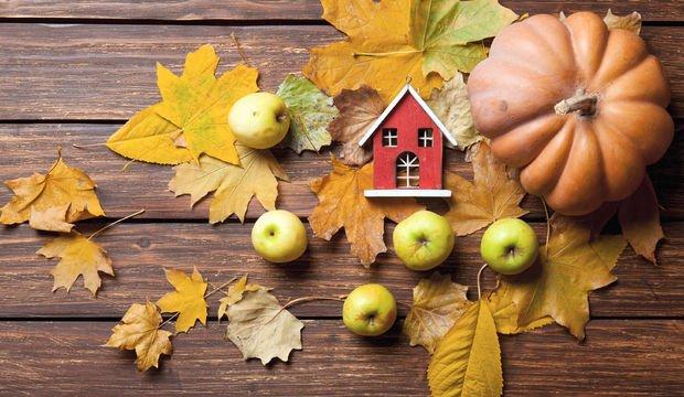 Evinizi sonbahara hazırlamak için 10 ipucu