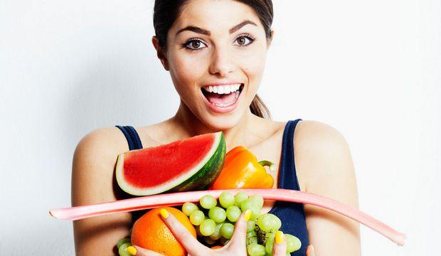 Cildin yaşlanmasını besinlerle önleyin