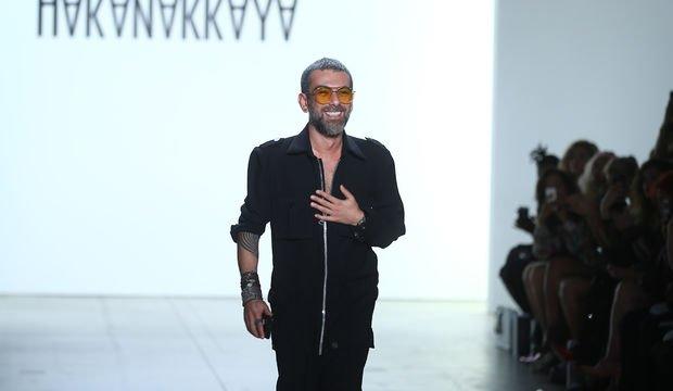 Hakan Akkaya ikinci kez New York Moda Haftası'nda