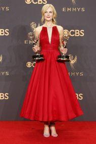 Kırmızı Halı: Emmy Ödülleri 2017