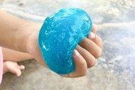 Uzmanlar uyarıyor: Slime egzama yapıyor