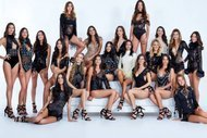 Miss Turkey'in 20 finalisti