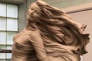 Rönesans'tan esinlenen gerçekçi heykeller
