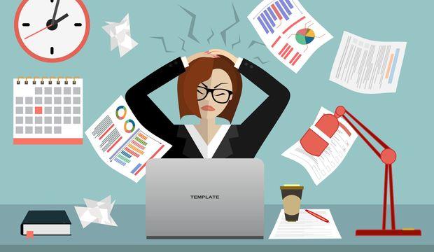 İş hayatında stresle başa çıkmanın püf noktaları