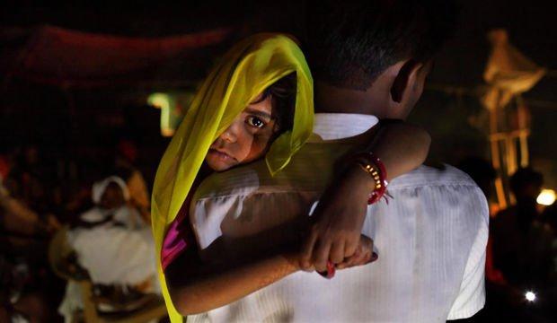 Dünyada en fazla çocuk gelin Hindistan´da