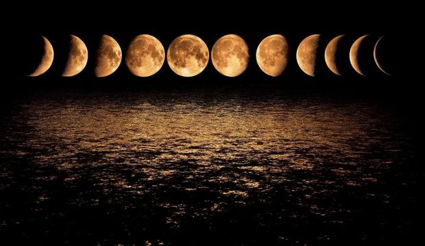 Güneş - Satürn olumlu açıda - Hayat bizi destekleyecek