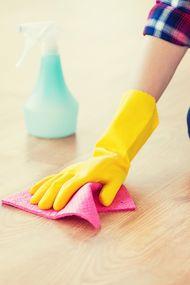 Evdeki gizli tehlike: Mikrofiber temizlik bezleri!