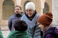 Aida Begiç yeni filmi için Türkiye'ye geliyor